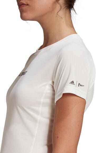 Terrex Parley Agravic Trail Running t-skjorte dame