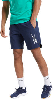 Reebok TS Textured Epic shorts herre Blå