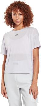 Reebok Workout Ready Supremium t-skjorte dame Hvit