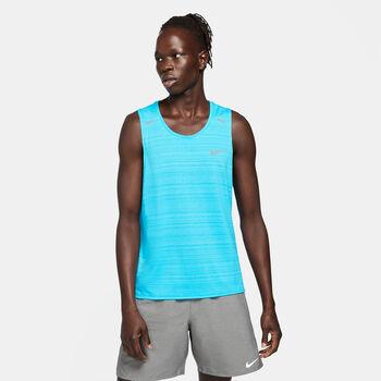 Nike Dri-FIT Miler singlet herre Blå