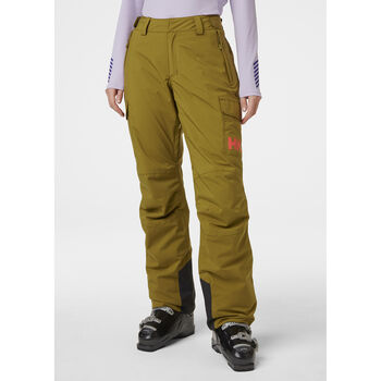 Helly Hansen Switch Cargo Insulated skibukse dame Brun