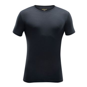 Devold Breeze ull t-skjorte herre Svart