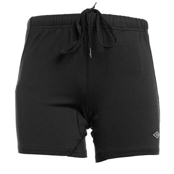 UMBRO Short tights barn Svart