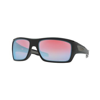 Oakley Turbine Prizm™ Snow Sapphire - Polished Black solbriller Herre Svart