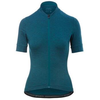 Giro New Road sykkeltrøye dame Blå
