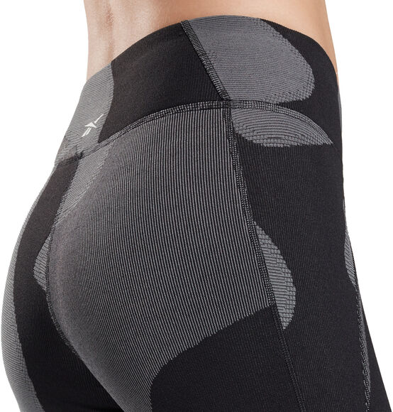 Lux Jacquard tights dame