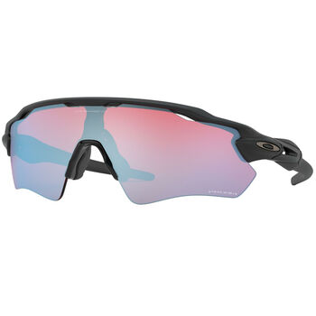 Oakley Radar EV Path Prizm™ Snow Sapphire - Matte Black sportsbriller Herre Svart