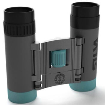 SILVA Binocular Pocket 8X kikkert Svart