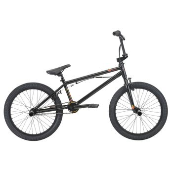 Haro Leucadia DLX 18,5 BMX-sykkel junior Svart