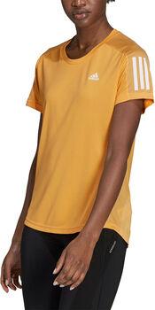 adidas Own the Run teknisk t-skjorte dame Oransje