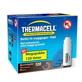Thermacell Myggjager Refill R10 10-pk Flerfarvet