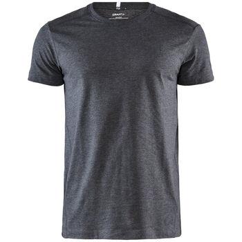 Craft Deft 2.0 SS Tee M t-skjorte herre Grå