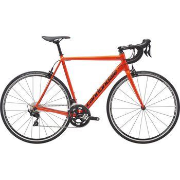 Cannondale CAAD12 105 landeveisykkel Dame Rød