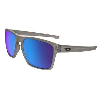 Oakley Sliver XL Sapphire - Matt Grey Ink solbriller Grå