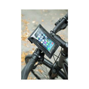 SKS Smartboy vanntett telefonholder sykkel Svart