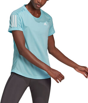 adidas Own the Run t-skjorte dame Blå