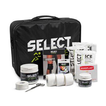 Select Medisinkoffert m/innhold Svart