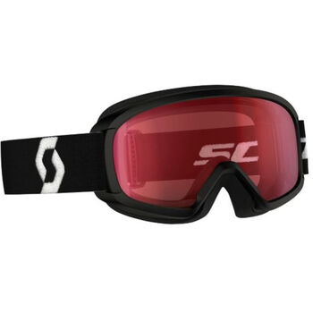 SCOTT Team II SGL alpinbrille junior Svart