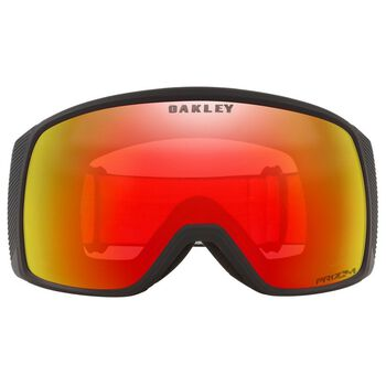 Oakley Flight Tracker XM Matte Black, Prizm Snow Torch Iridium alpinbriller Herre Svart