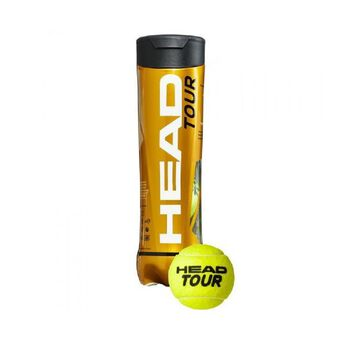 Head Tour XT 12DZ tennisballer Gull