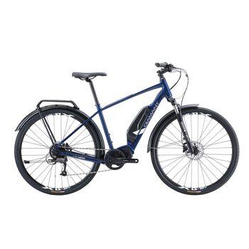 Diamant Volt Union el-sykkel Blå