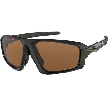 Oakley Field Jacket Prizm™ Tungsten Polarized - Matte Black Olive sportsbriller Herre Svart