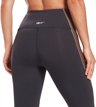 Reebok Lux High-Rise Leggings tights dame Svart