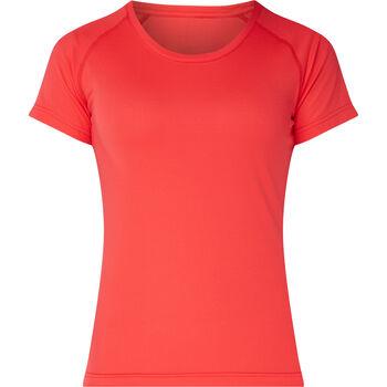 Frank Shorter Natalia III teknisk t-skjorte dame Rød