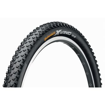 Continental X-King Performance 29x2.2 terrengdekk Brun