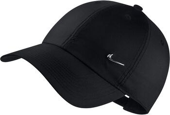 Nike Metal Swoosh Heritage 86 caps Herre Svart