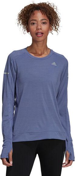 Cooler Long Sleeve Running t-skjorte dame