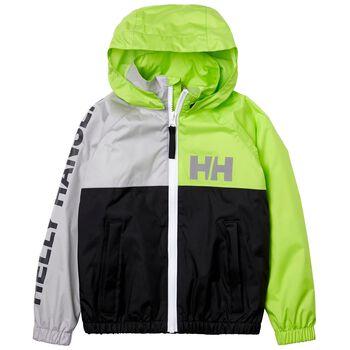 Helly Hansen Active regnjakke barn Flerfarvet