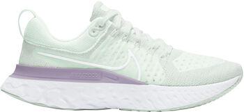 Nike React Infinity Run Flyknit 2 løpesko dame Hvit