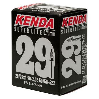 Kenda 29 Light Presta 42mm sykkelslange Svart