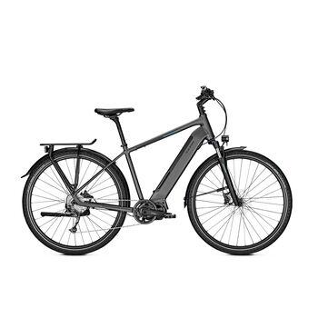 Raleigh Preston 9 el-sykkel herre Grå