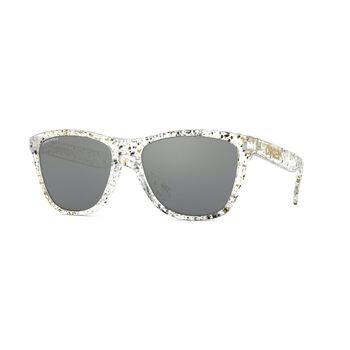 Oakley Frogskins Prizm™ Black - Polished Black solbriller Herre Grå