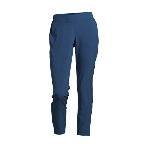 Essential Slim Woven Pants joggebukse dame