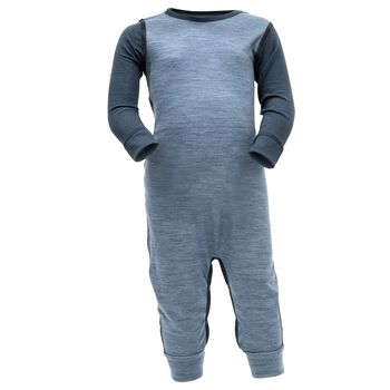 Devold Breeze heldress baby Blå