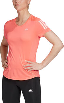adidas Own the Run teknisk t-skjorte dame Rød