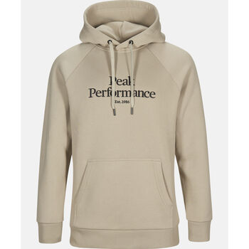 Peak Performance Original Hood hettegenser herre Beige