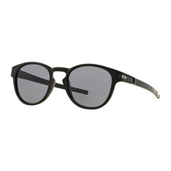 Oakley Latch Gray - Matte Black solbriller Herre Svart