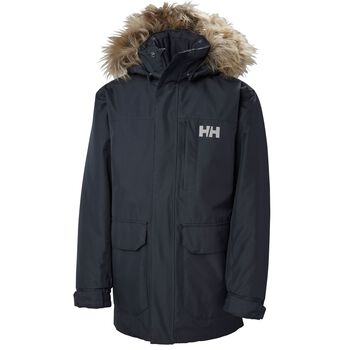 Helly Hansen Felix Parkas Junior Blå