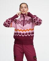 Agnes Knit strikkegenser dame