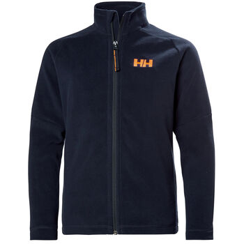 Helly Hansen Daybreaker fleecejakke junior Blå