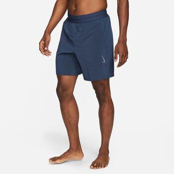 Nike Dri-FIT Yoga treningsshorts herre Blå