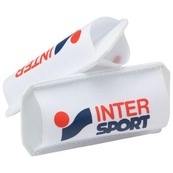 Intersport skistropper Hvit