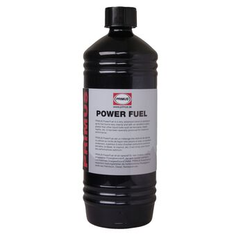 PRIMUS Powerfuel 1 liter renset bensin Svart