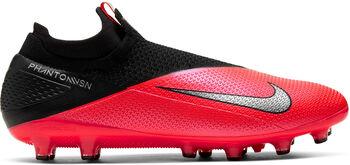 Nike Phantom VSN 2 Elite fotballsko kunstgress Herre Rød