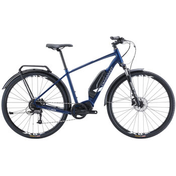Diamant Volt Union el-sykkel herre Blå