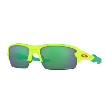 Oakley Flak XS Retina Burn - Prizm™ Jade sportsbrille junior Grønn